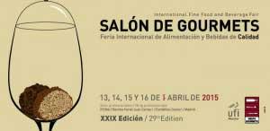SALON DE GOURMETS 2015