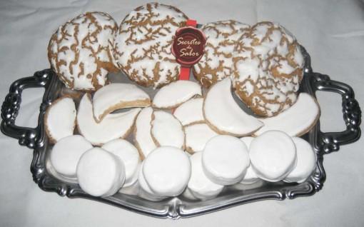 Pastas bañadas artesanas