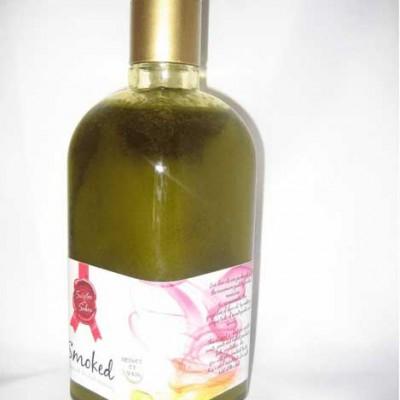 Aceite de oliva virgen extra ahumado