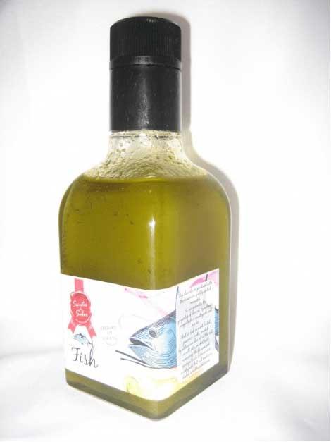 aceite oliva extra virgen especial pescado