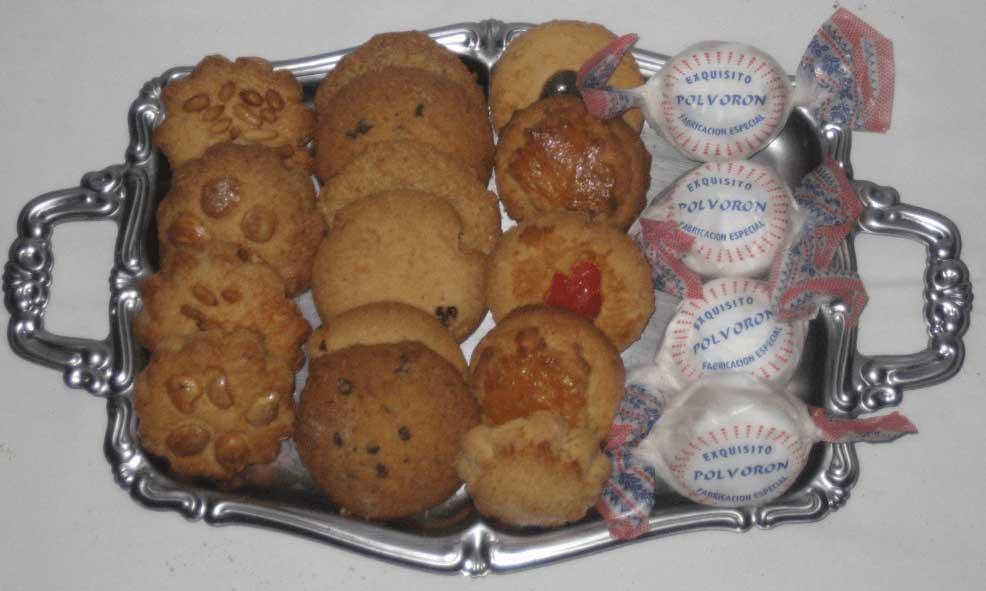 Pastas variadas artesanales