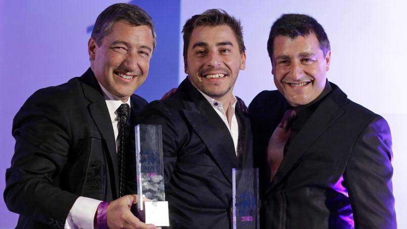 """Premio al Mejor Restaurante del mundo. Revista """"Restaurant"""""""