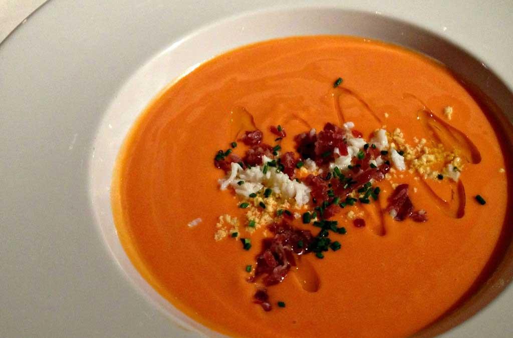 Receta de Salmorejo – Club de Gourmets