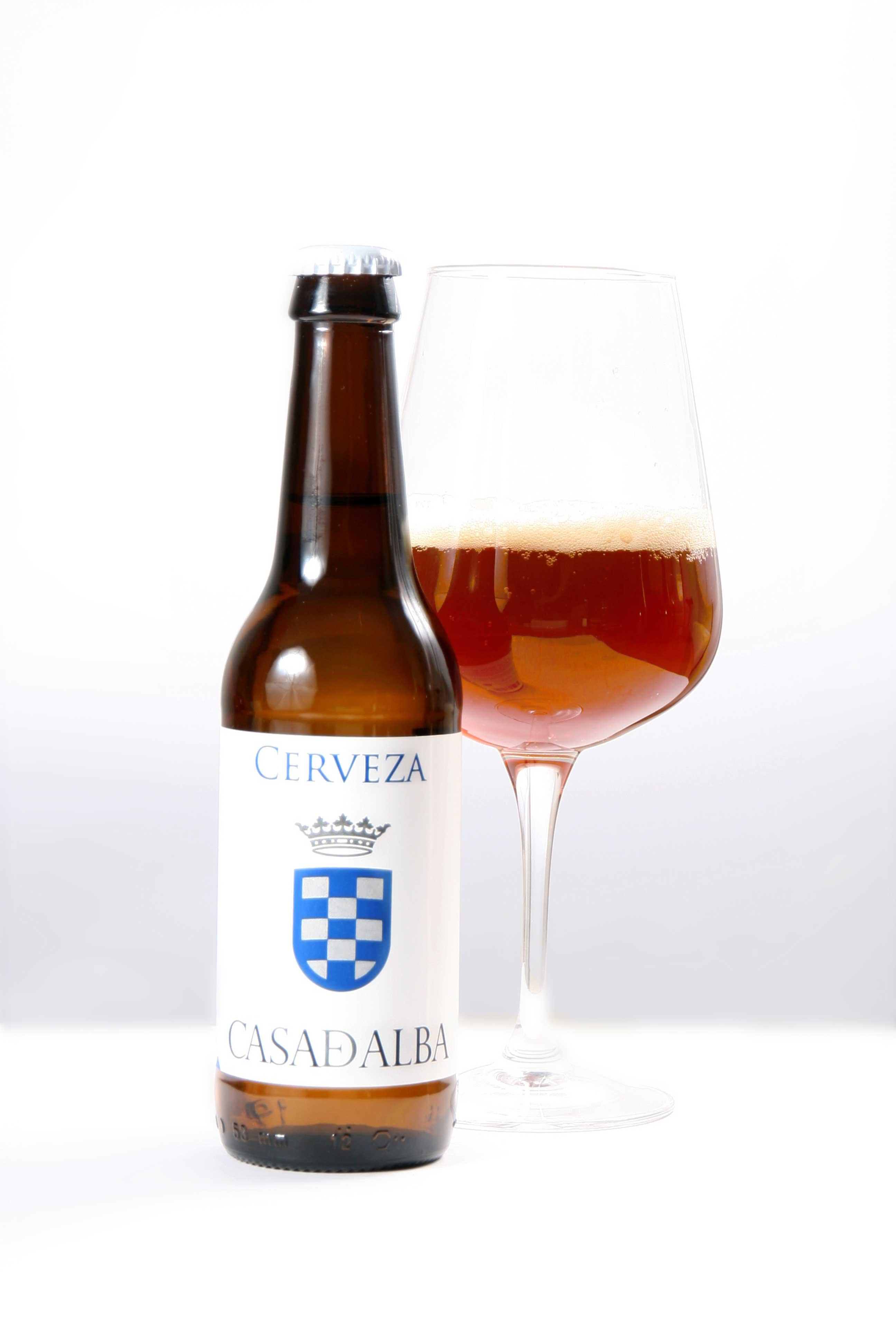 Cerveza Duque de Alba