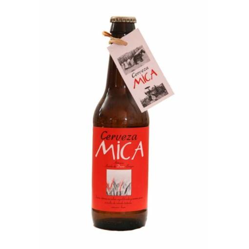 Cerveza artesanal Mica Cuarzo