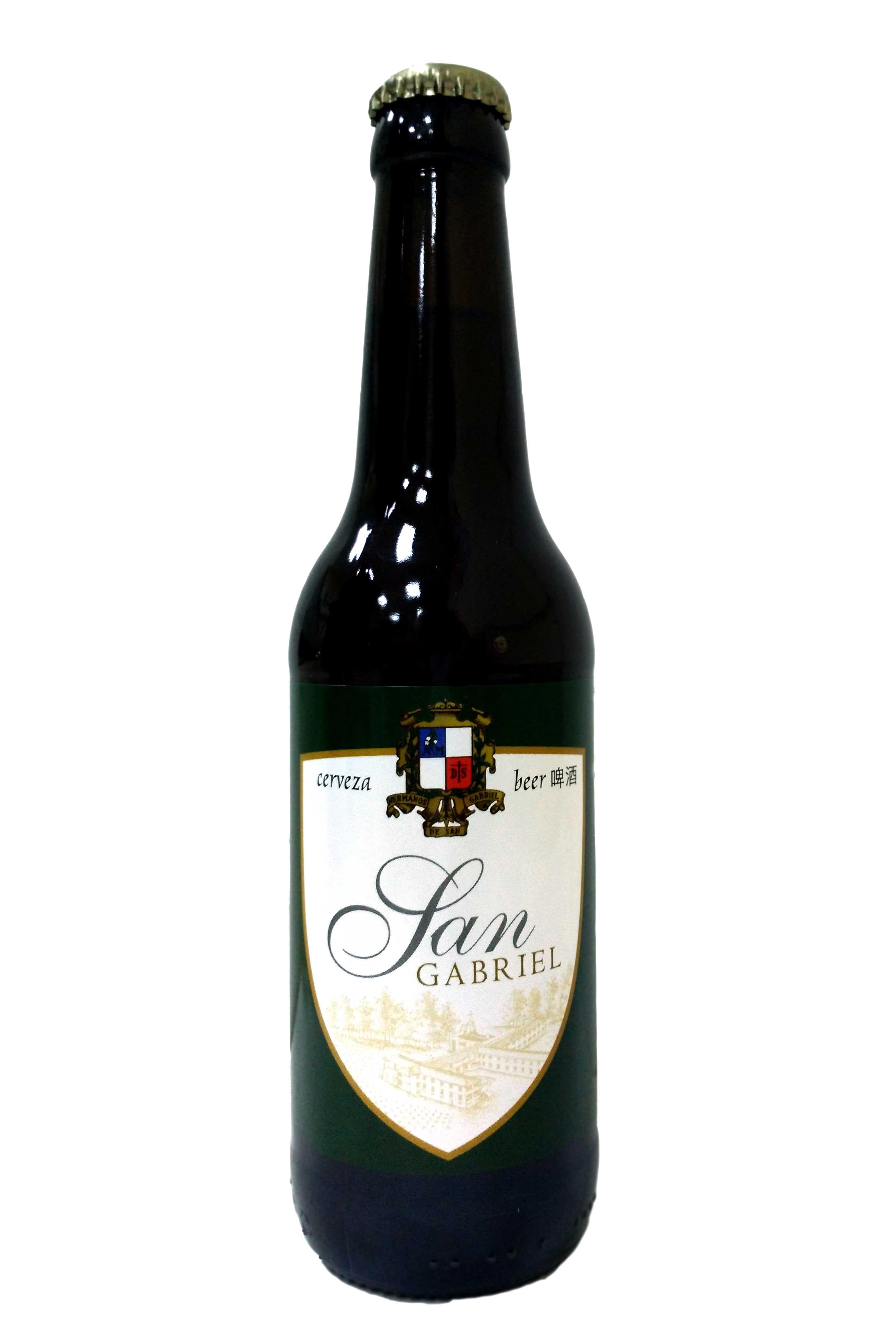 Cerveza artesanal San Gabriel