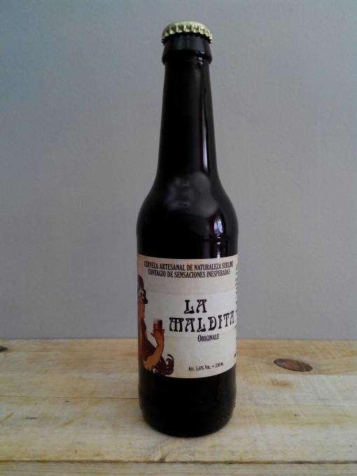 Cerveza Artesanal La Maldita Originale