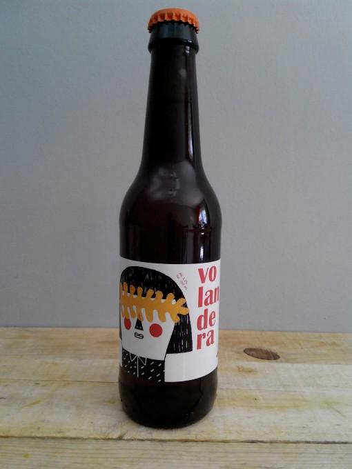 Cerveza Artesanal Volandera