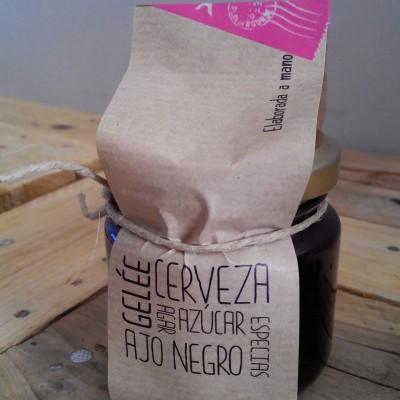 Comprar Gelée de Cerveza Artesanal La Maldita Ajo Negro