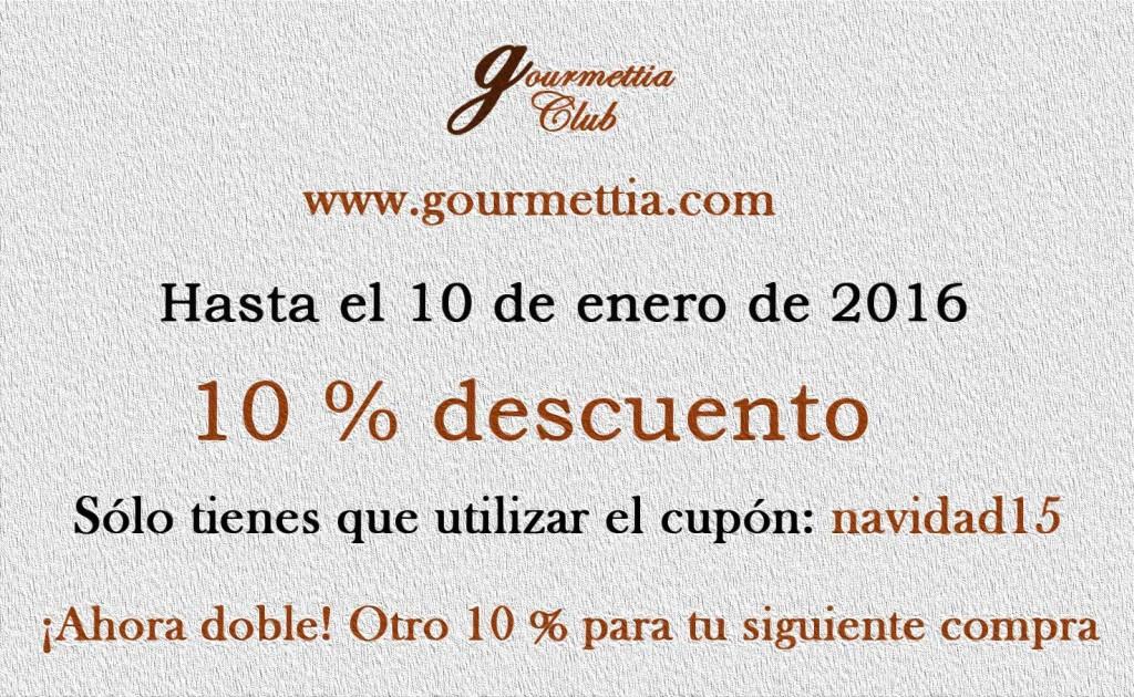 10% + 10% DESCUENTO