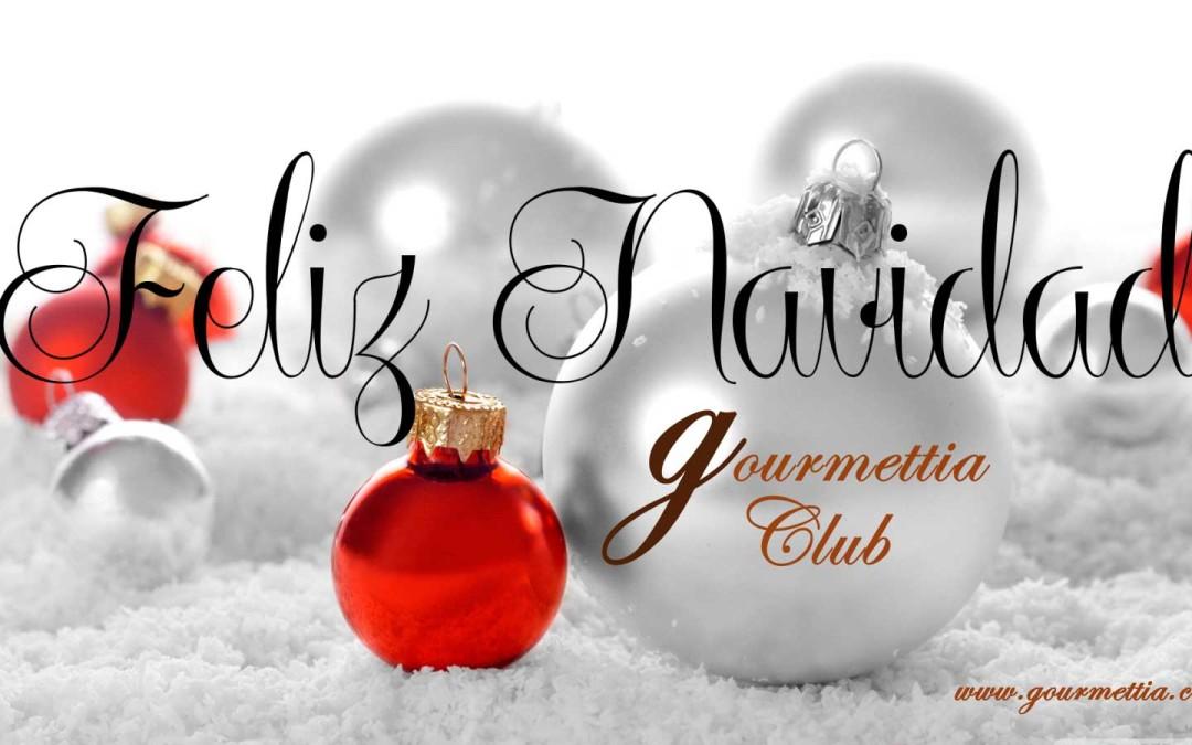 Gourmets,  os deseamos ¡¡Feliz Navidad!!