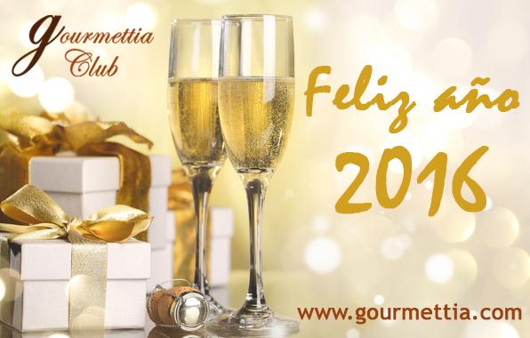 ¡ Feliz año 2016 !