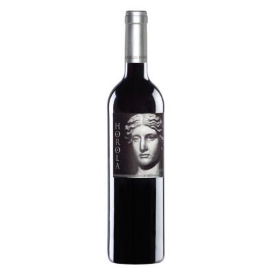 Comprar Vino Tinto de Autor Horola, 10 meses en barrica de roble francés. Uva 100% tempranillo. D.O. Rioja. Producto Gourmet. Delicatessen de La Rioja.