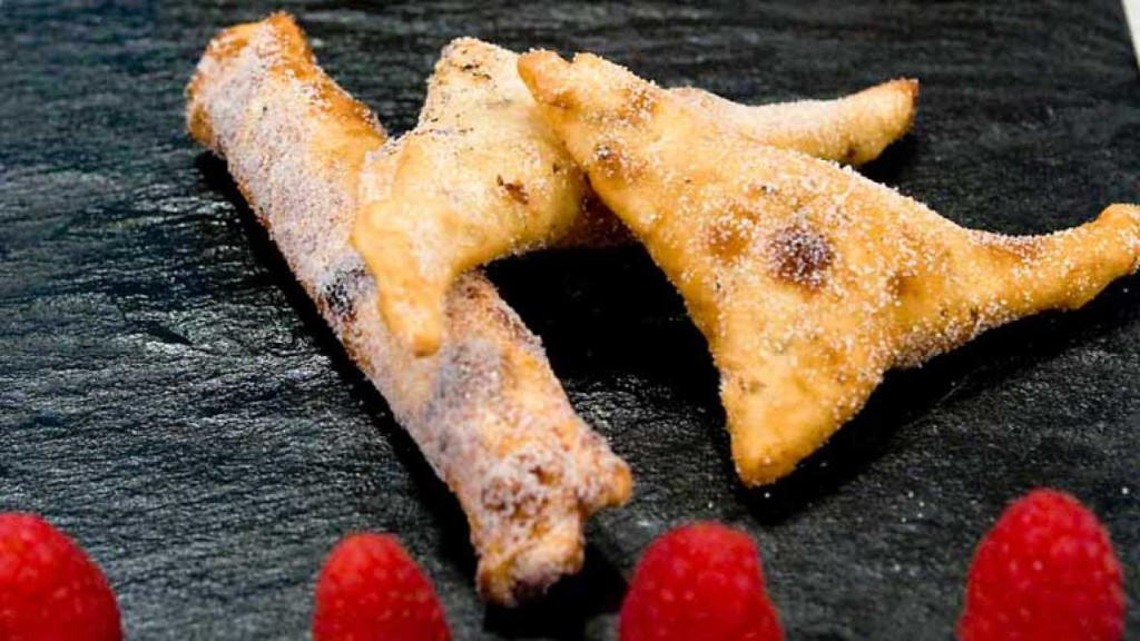 Bartillos de Semana Santa. Dulces típicos de Madrid