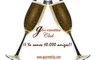 ¡Ya somos 10.000 gourmets en Facebook!