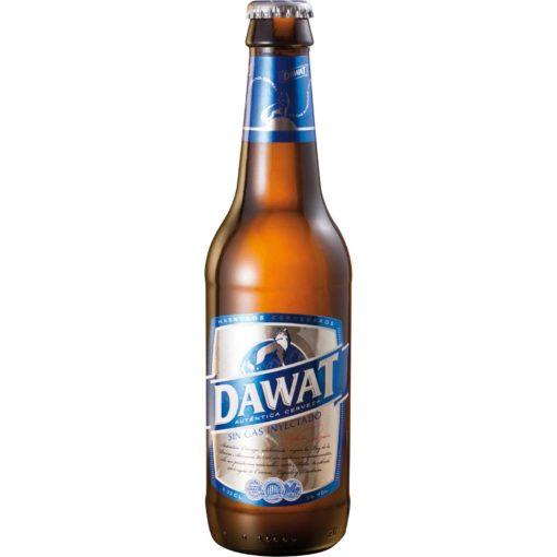 Comprar Cerveza Artesanal Dawat-5. Tipo Pilsner o Pilsen, cerveza rubia, suave y refrescante. Producto Gourmet de Cuenca. Delicatessen de Castilla-La Mancha