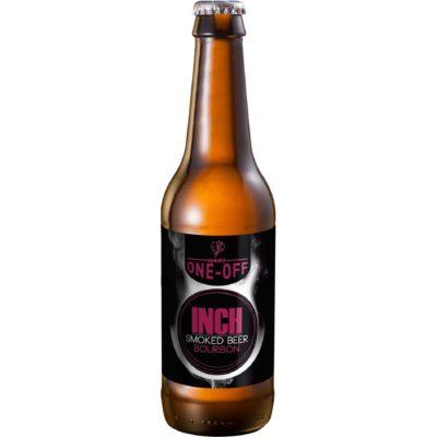 Comprar Cerveza Artesanal Dawat INCH Smoked Beer Bourbon. Cerveza tostada, color marrón oscuro. Producto gourmet Cuenca. Delicatessen Castilla-La Mancha.