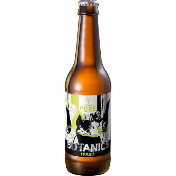 Comprar Cerveza Artesanal Dawat Pure IPA#3. Tipo IPA, cerveza rubia, intensa, de espuma espesa. Producto gourmet de Cuenca. Delicatessen de Castilla-La Mancha.