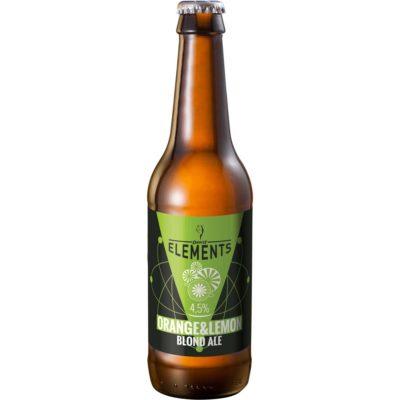 Comprar Cerveza Artesanal Dawat Orange & Lemon. Tipo Blond Ale, cerveza rubia, muy refrescante. Producto gourmet de Cuenca. Delicatessen Castilla-La Mancha.