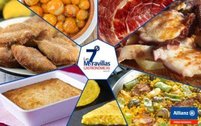 Elegidas las Siete Maravillas de la Gastronomía Española