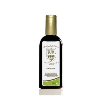 Comprar Aceite de Oliva Virgen Extra, AOVE, El Conde de Gornaz. Variedad Picual, Ecológico. Producto Gourmet de Andújar, Jaén. Delicatessen de Andalucía.