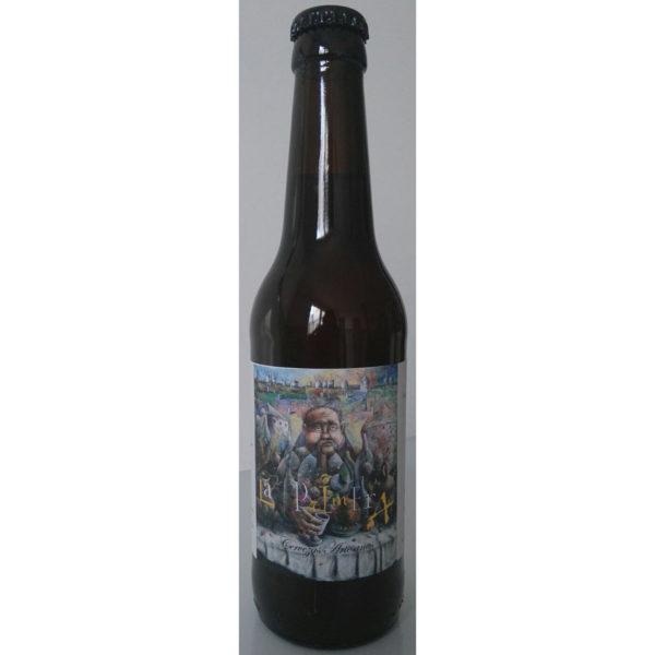 Comprar Cerveza Artesanal La Primera Belga. Tipo Dubble, cerveza de Abadía, dulce, pero equilibrada. Producto Gourmet de Ciudad Real. Delicatessen Castilla-La Mancha.
