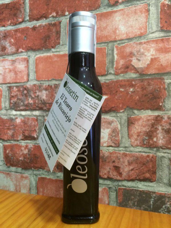 Comprar Aceite de Oliva Virgen Extra, AOVE, Monovarietal. Manzanilla Cacereña. Botellas numeradas. Producto Gourmet de Cáceres. Delicatessen de Extremadura.