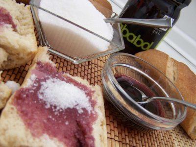 Comprar Mermelada Artesanal de Pan con Vino, El Ababol. Receta de la chef Olga Gascón. Marida con foie y quesos. Producto Gourmet Teruel. Delicatessen Aragón