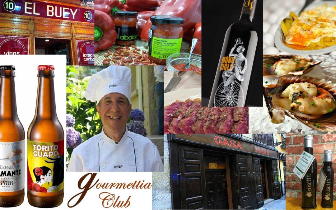 Gastronomía para Gourmets, nueva sección en Gourmettia