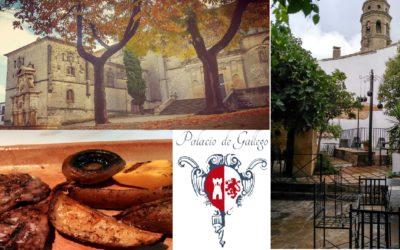 El restaurante Palacio de Gallego en Baeza, un viaje a otra época