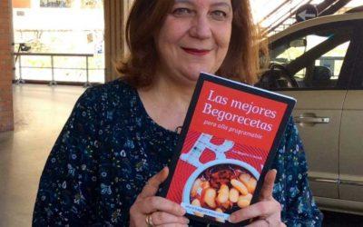 El exitoso libro de recetas de Begoña Granada, disponible en papel
