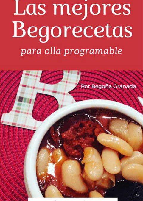 Libro de recetas de Begoña Granada, un lanzamiento muy esperado