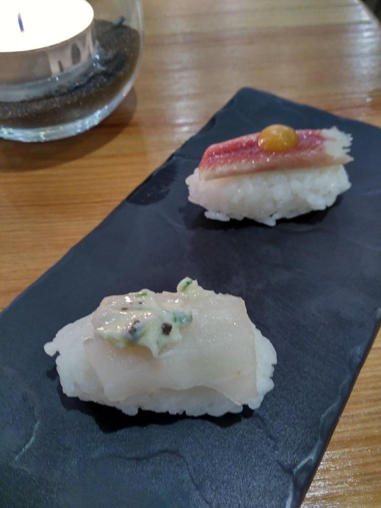 Restaurante TRES60 - Nigiri