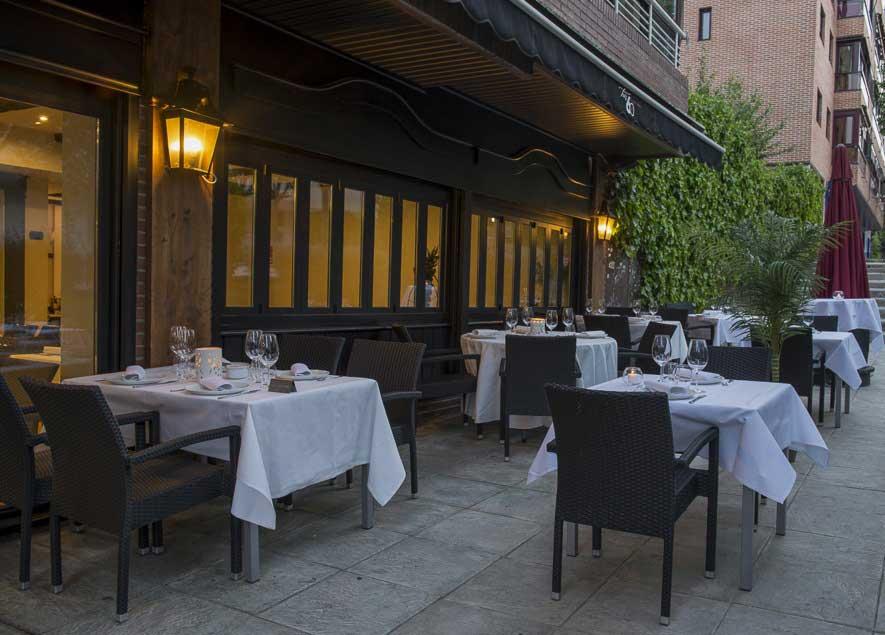 Restaurante Tres60: la cocina creativa del chef Víctor Bañez