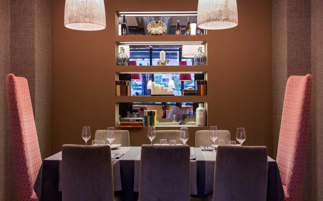 Restaurante La Barra de Pelotari: cocina vasco-navarra en Madrid