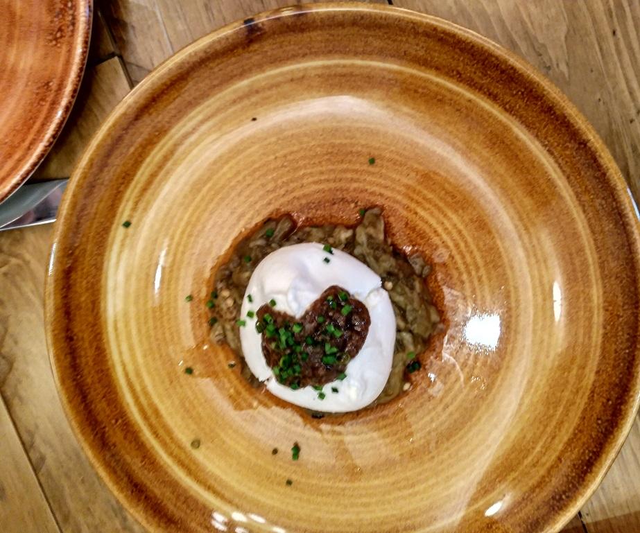 Restaurante La Sucursal. Recomendación de Angel Marqués de Avila y Gourmettia