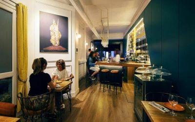 Restaurante La Sucursal: comer tapeando